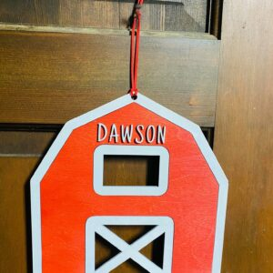 Farm Door Hanger